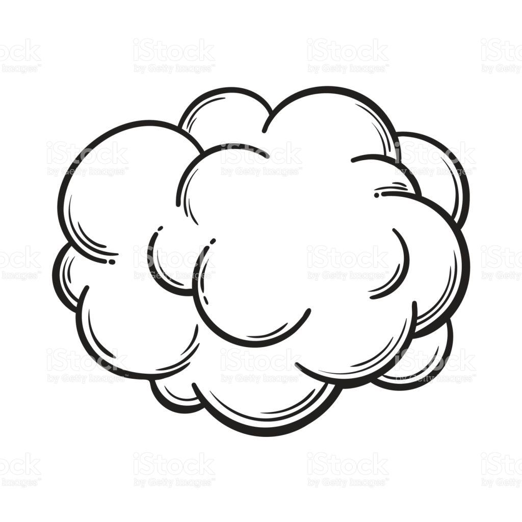 1024x1024 Photos Smoke Cloud Drawing,