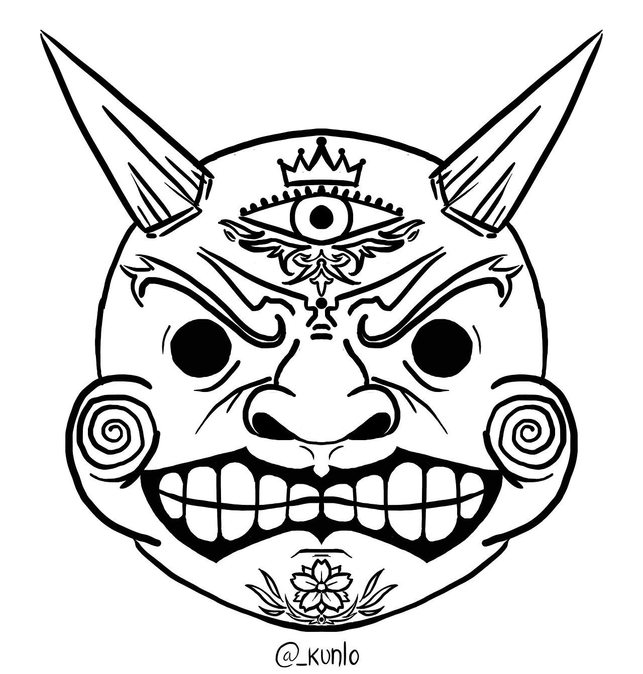 1280x1343 Japanese Mask Hashtag Images On Tumblr