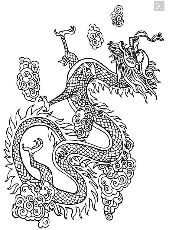559x762 Pin By Jim Mangione On Dragons Chinese Dragon
