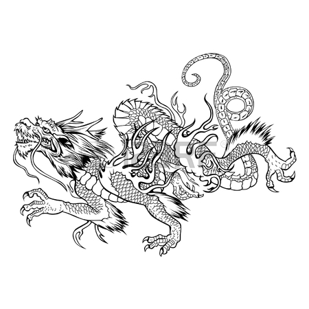 450x450 Japanese Dragon Stock Photos. Royalty Free Business Images