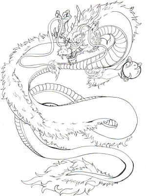 299x400 Home Design Tips Japanese Dragon Tattoo Design