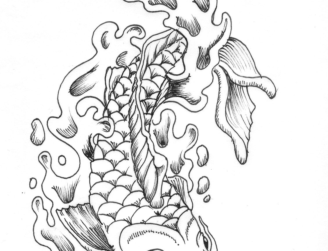 1129x864 Interesting Ideas Tattoo Coloring Pages Fabulous Printable