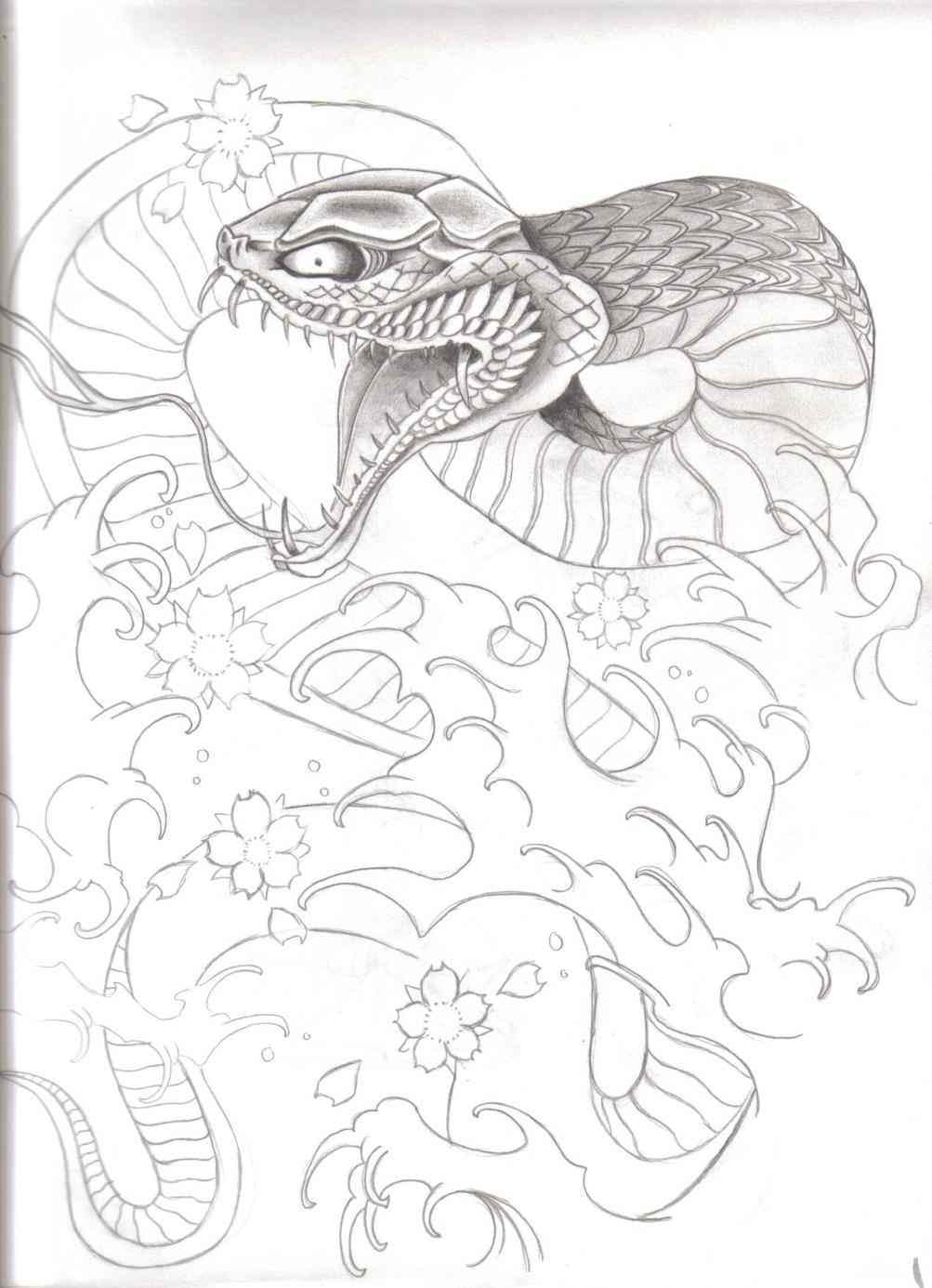 1003x1386 Sleeve Tattoo Drawings And Dragon Flash S Leg Design By
