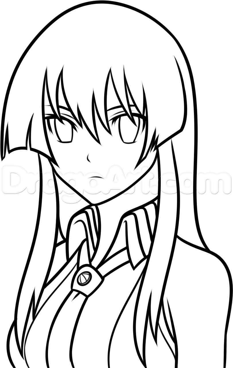 812x1282 How To Draw Akame's Eyes