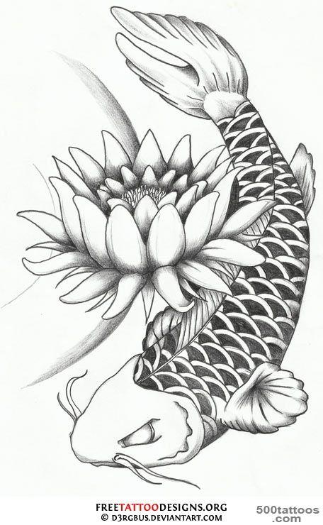 456x740 Fish Tattoo Photo Num 14585