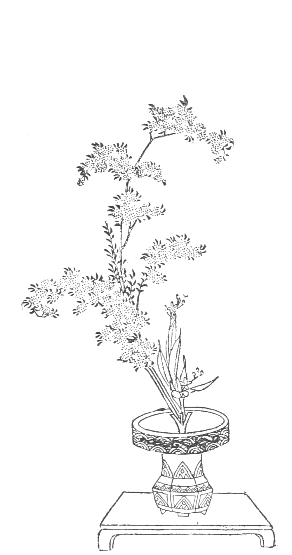Japanese Flower Drawing Styles At Getdrawings Free For