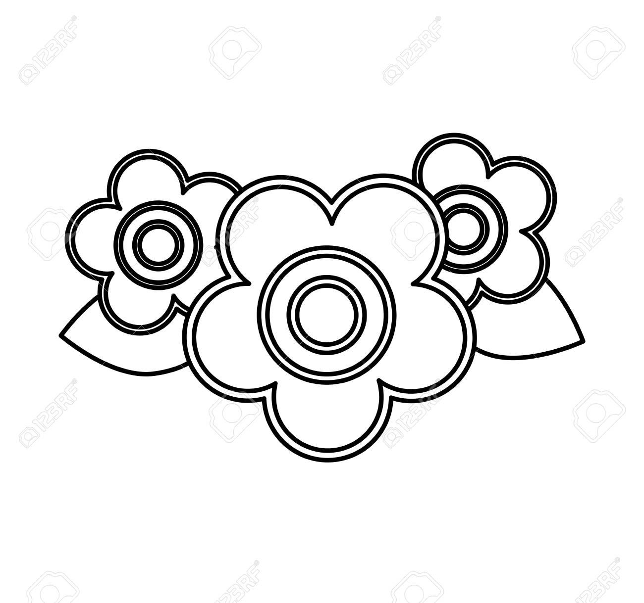 1300x1219 Japanese Flower Symbol Gallery