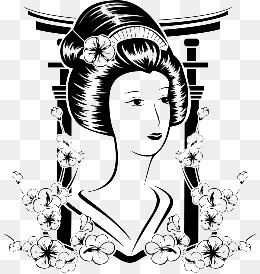 260x274 Japanese Geisha Png Images Vectors And Psd Files Free Download