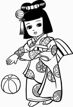 236x345 Ladies Coloring Pages Pretty Girls Coloring Pages For Preschool