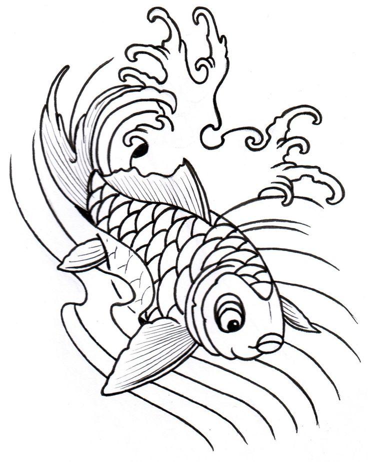 736x924 Pildiotsingu Goldfish Tattoo Tulemus Tattoo