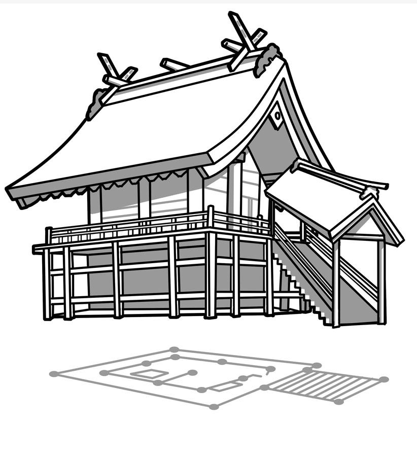 822x901 Shinto Shrines Of Japan The Blog Guide March 2013