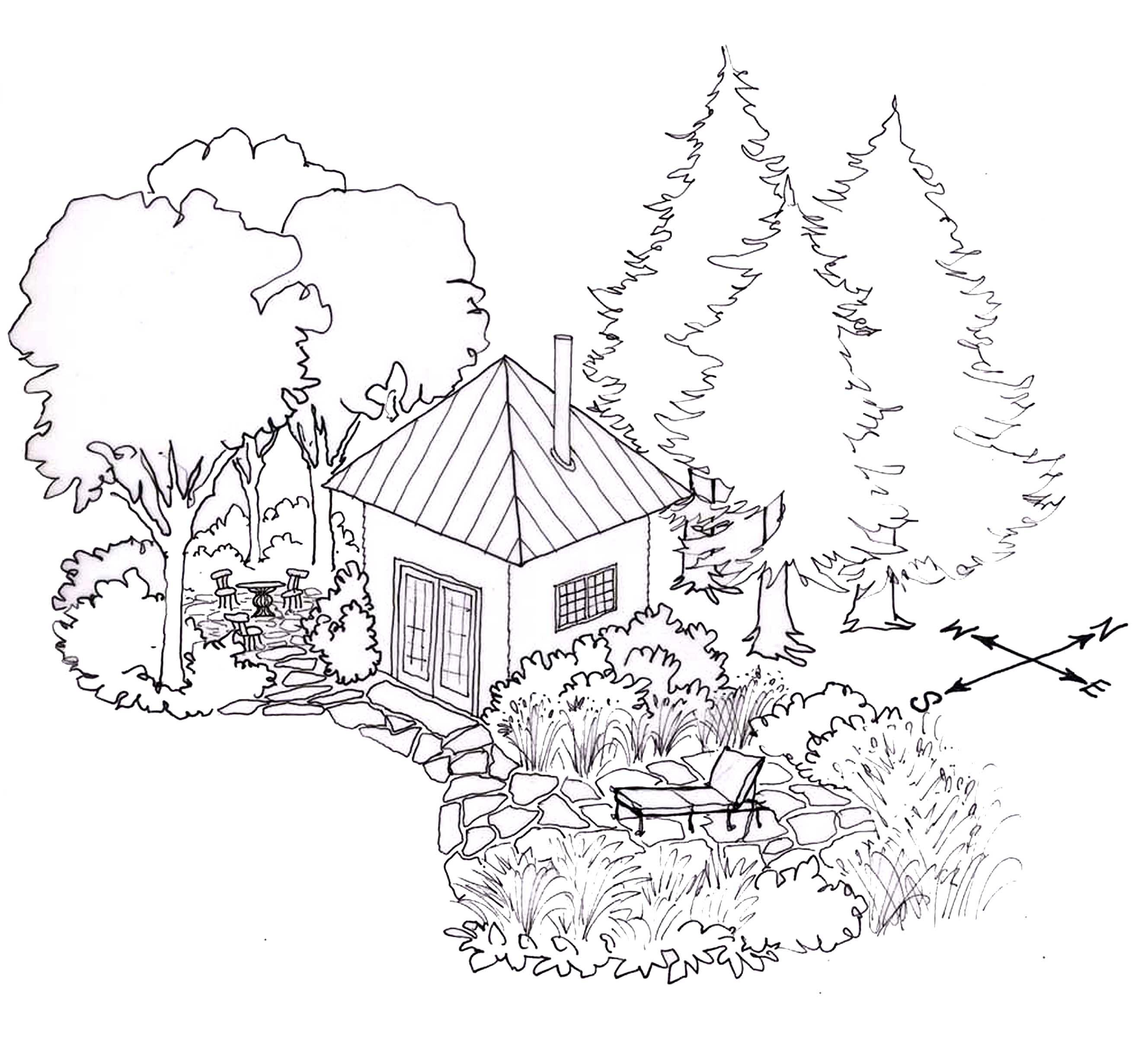 2655x2400 Julie Moir Messervy Design Studio Design Tips Using Trees In