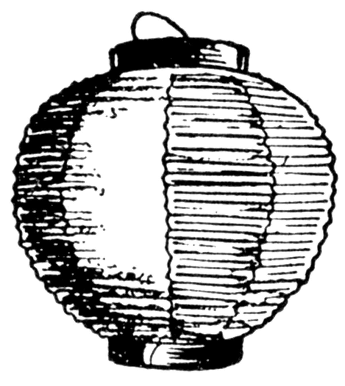 1204x1350 Wedding Lantern Clipart