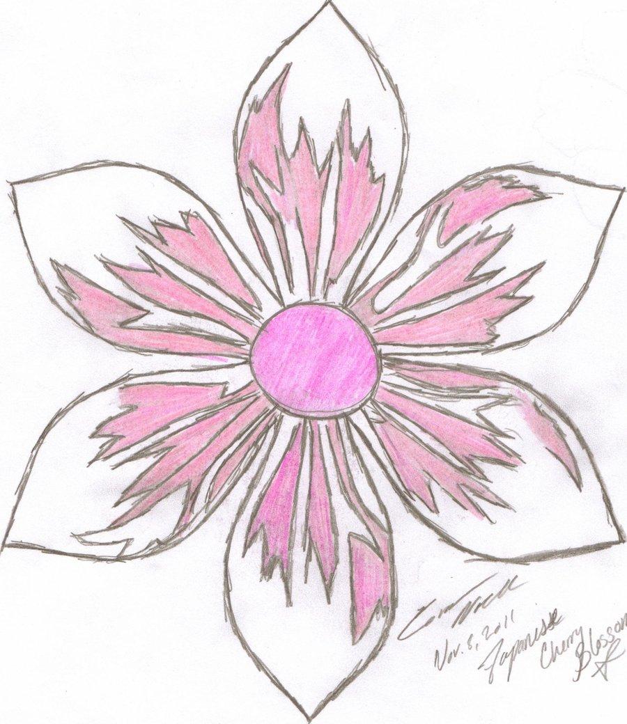 900x1040 Drawings Of Japanese Flowers Lotus Flower Drawing