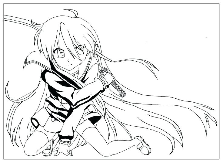 736x537 Manga Coloring Pages View Larger Manga Anime Coloring Pages