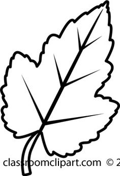 236x347 Maple Leaves Clipart Black And White