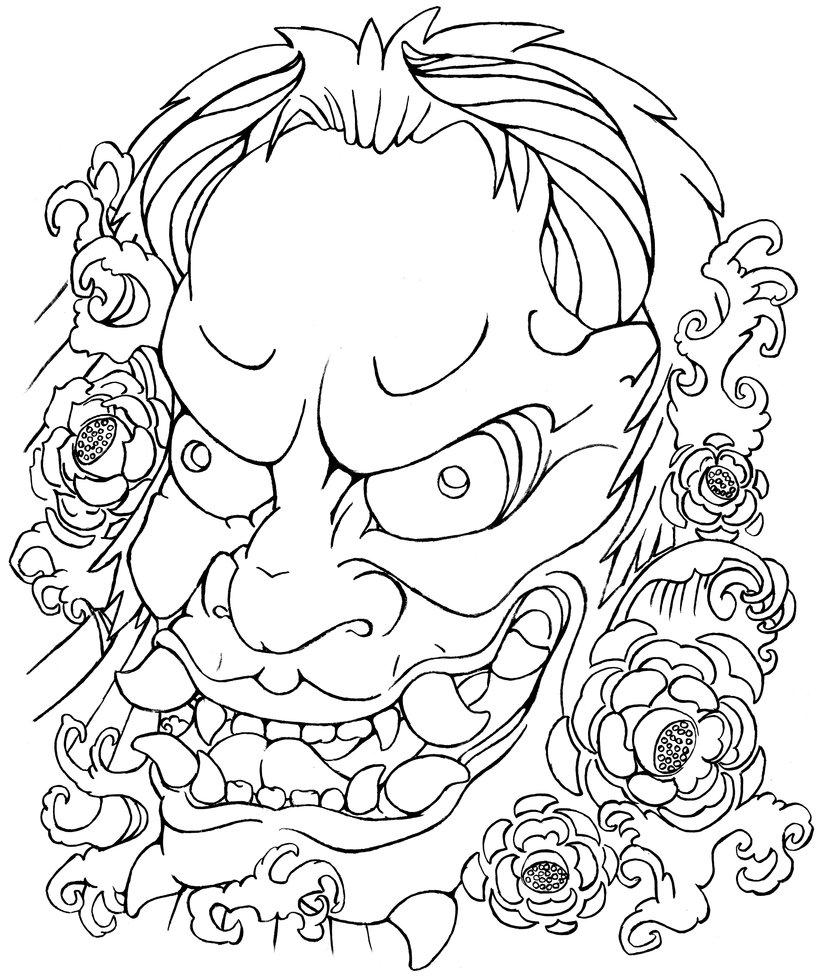 818x976i Mask Ii By Anatane
