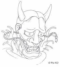 213x236 Afbeeldingsresultaat Voor Samurai Mask Tattoo No