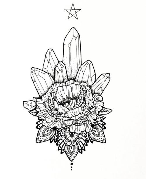 500x612 Peony Ink Tumblr