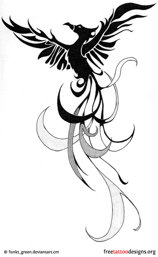 515x840 Phoenix Tattoos 75 Cool Designs