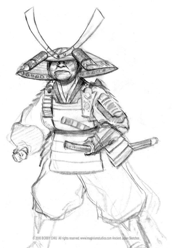 600x868 Samurai