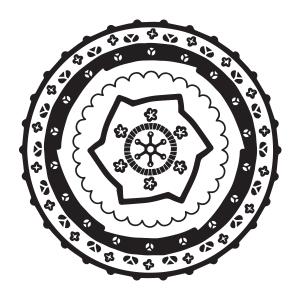 300x300 Japanese Style Mandala