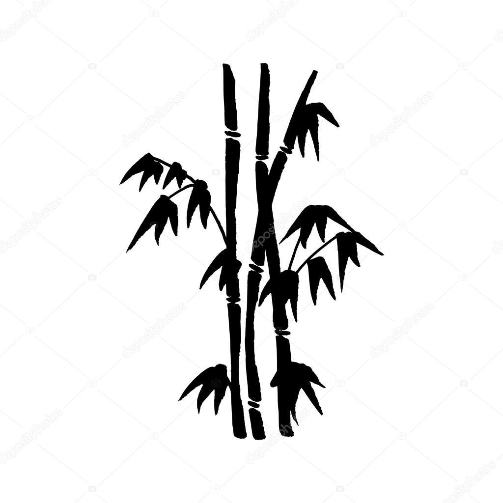 1024x1024 Traditional Japanese Style Drawing Stock Vector Barkarola