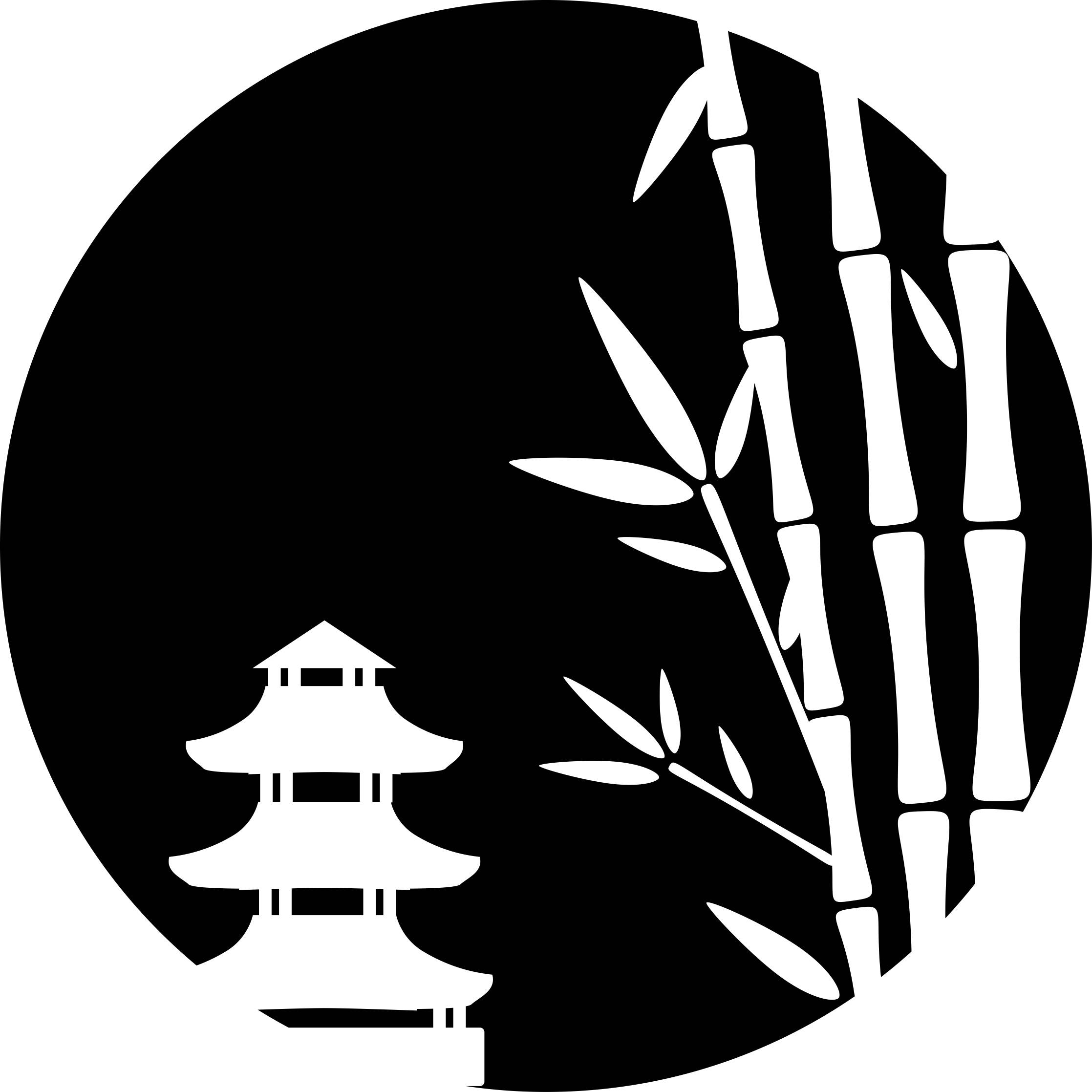 2235x2235 Japanese Origins Decal Sticker, Nippon Style, Inspiring Vinyl