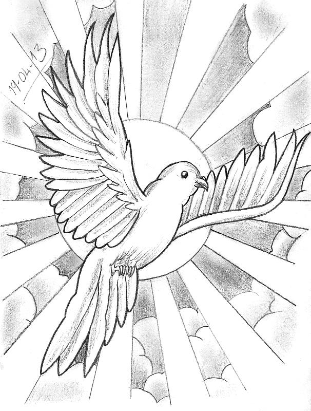 606x800 Tattoo Sketch A Day April 2013