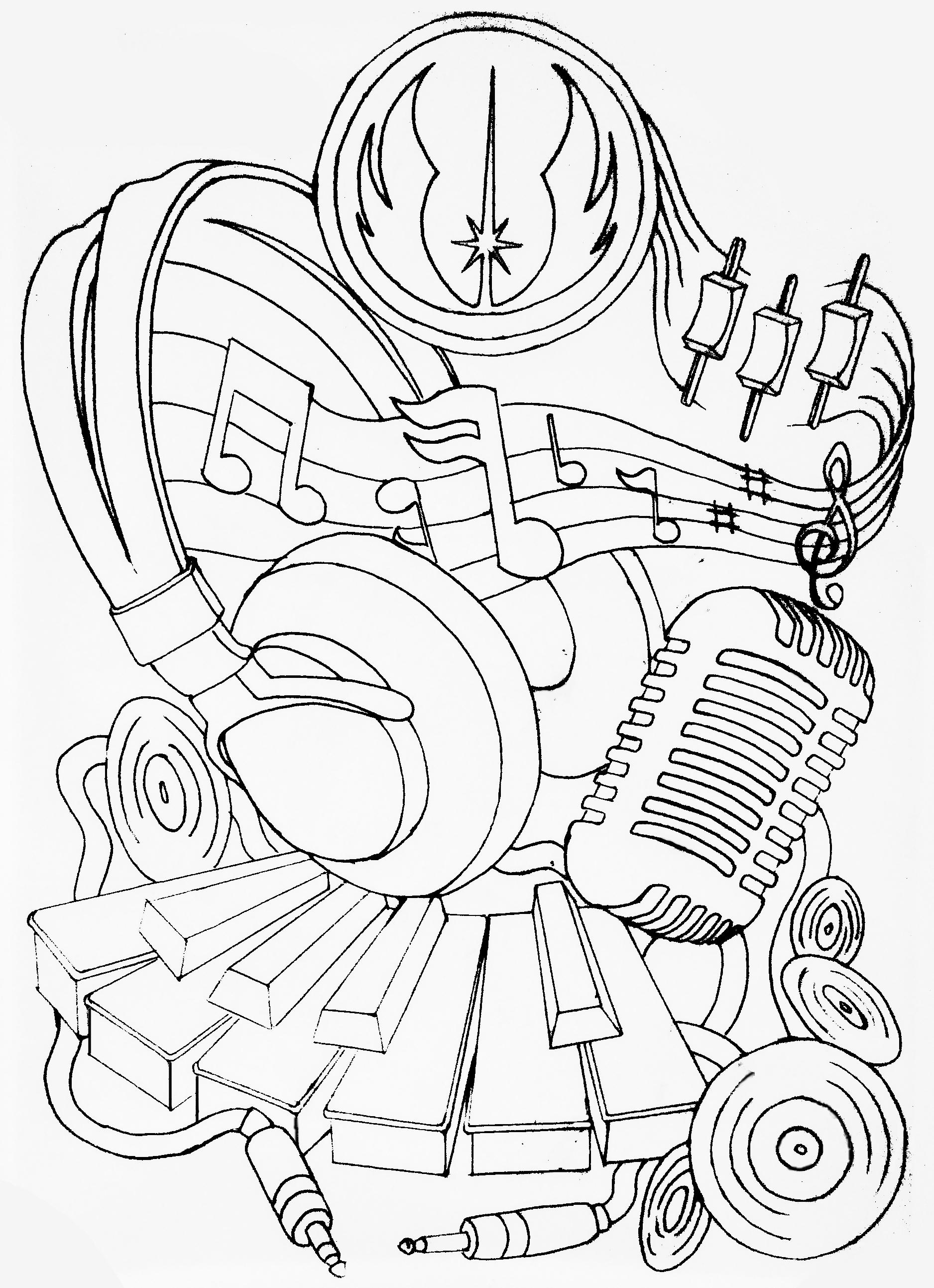 1876x2586 Music Tattoo Sleeve Design Japanese Tattoo Sleeve Designs Drawings