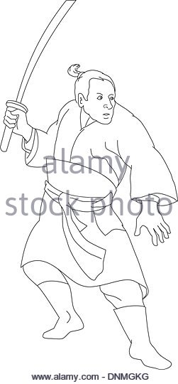 251x540 Samurai Warrior Black And White Stock Photos Amp Images