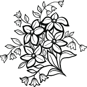 280x280 Jasmine Flower Tattoo Jasmine Flower Tattoos, Jasmine And Flower