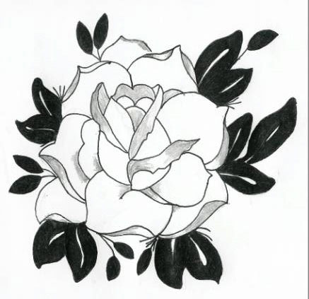 437x423 Flower Tattoo Designs Floral Tattoos Pictures Imagespage