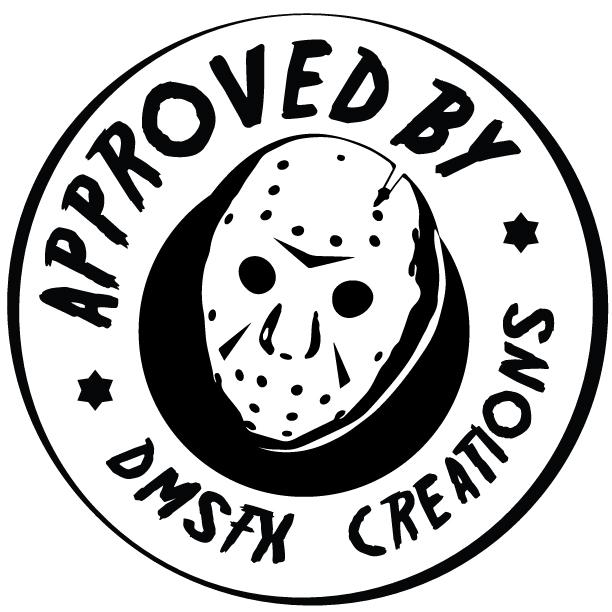 612x612 Novo Selo De Qualidade Empresa Dmsfx Creations Fotos Jason Mask