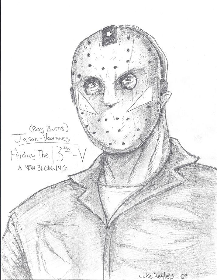 714x918 Friday The 13th Part 5 By Halloween1031