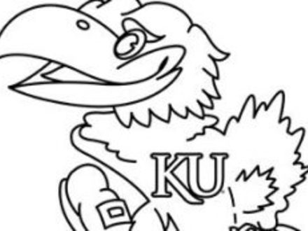 440x330 Kansas Jayhawks Coloring Pages 1401