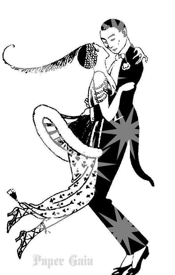 570x894 Drawn Dance Jazz Dancer Dance Living Sculpture Ourselves
