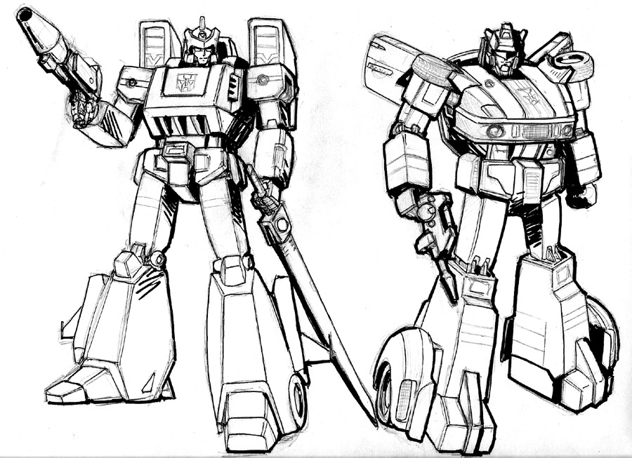 900x653 Springer And Jazz Sketch By Beamer