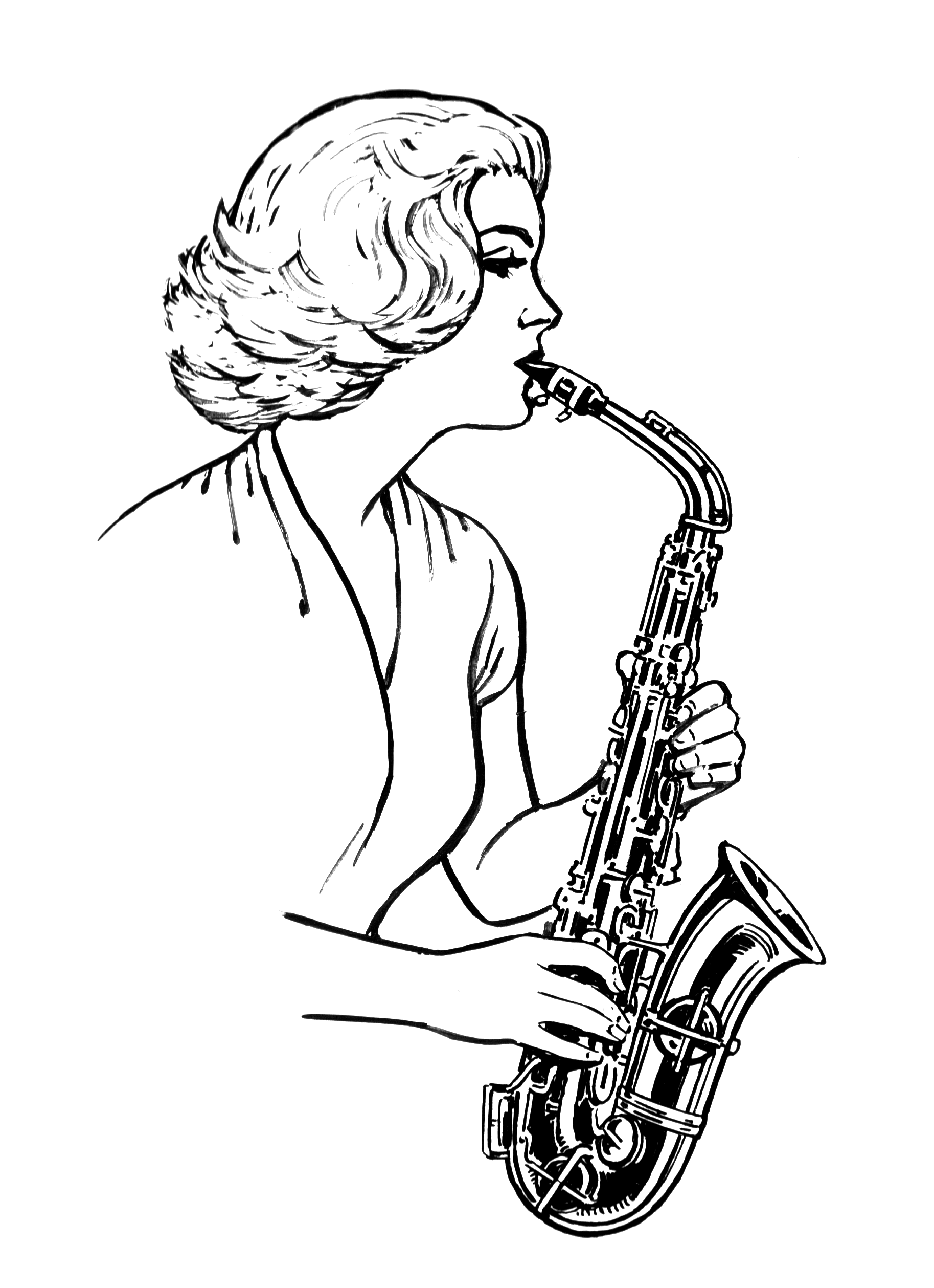 1827x2517 Good Enough For Jazz Marie's Meanderings
