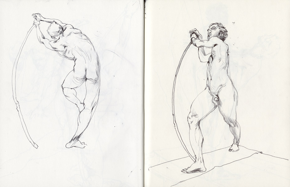 932x600 James Jean Figure Drawing Sketchbooks Figure