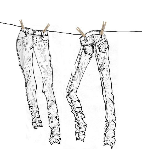 543x613 Jeans Project