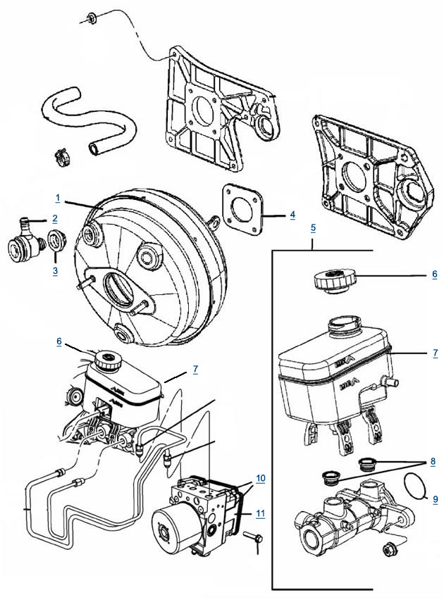 1994 Jeep Wrangler Engine Diagram