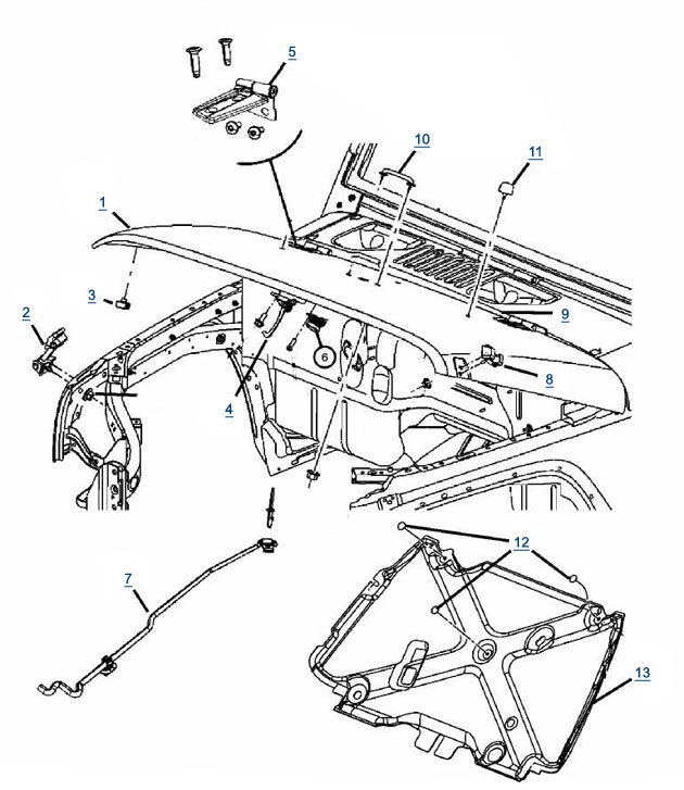 1999 jeep wrangler sport parts diagram  u2022 wiring diagram