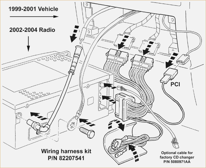 2002 Jeep Wrangler Wiring Harness
