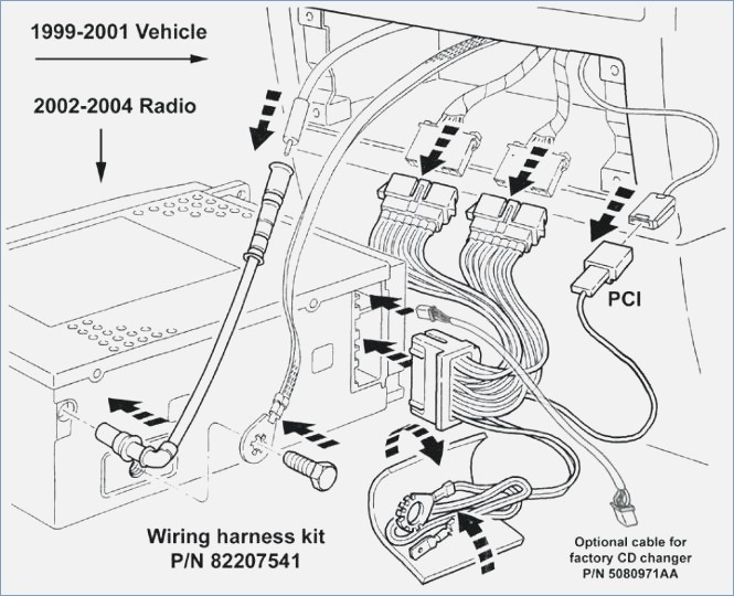 2013 Ford Tauru Radio Wiring Diagram