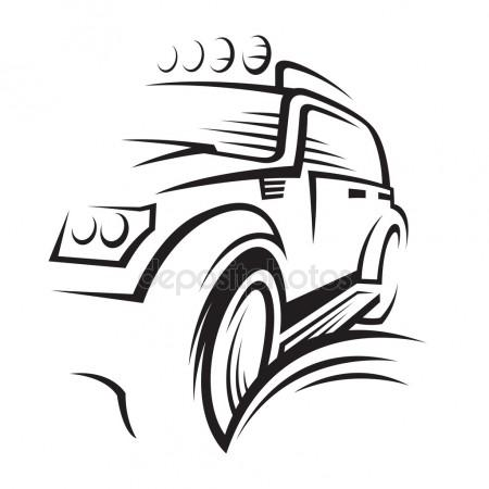 450x450 Jeep Stock Vectors, Royalty Free Jeep Illustrations