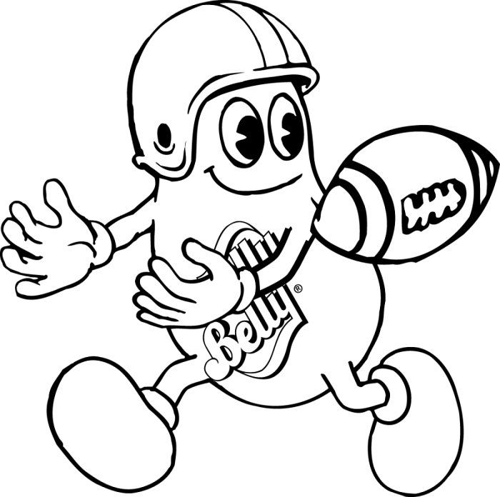 700x696 Jelly Belly Coloring Pages Images Of Mr Jelly Belly Coloring
