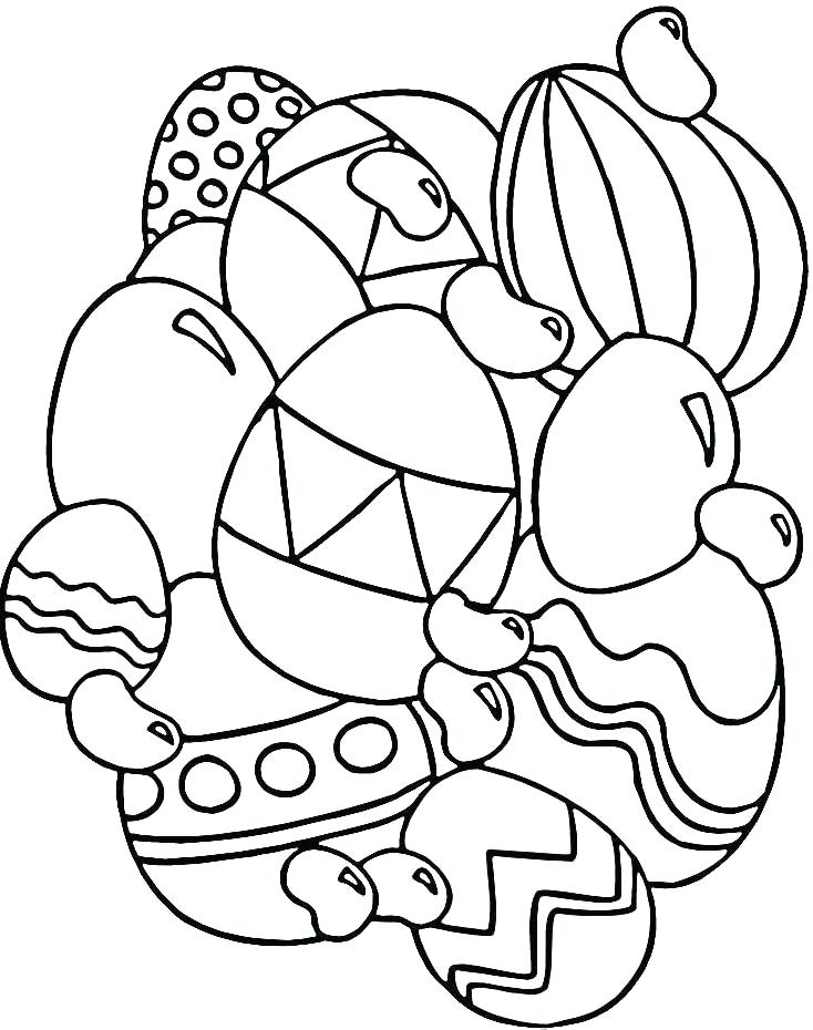 734x930 Jelly Bean Coloring Page Basket Coloring Page Printable Basket