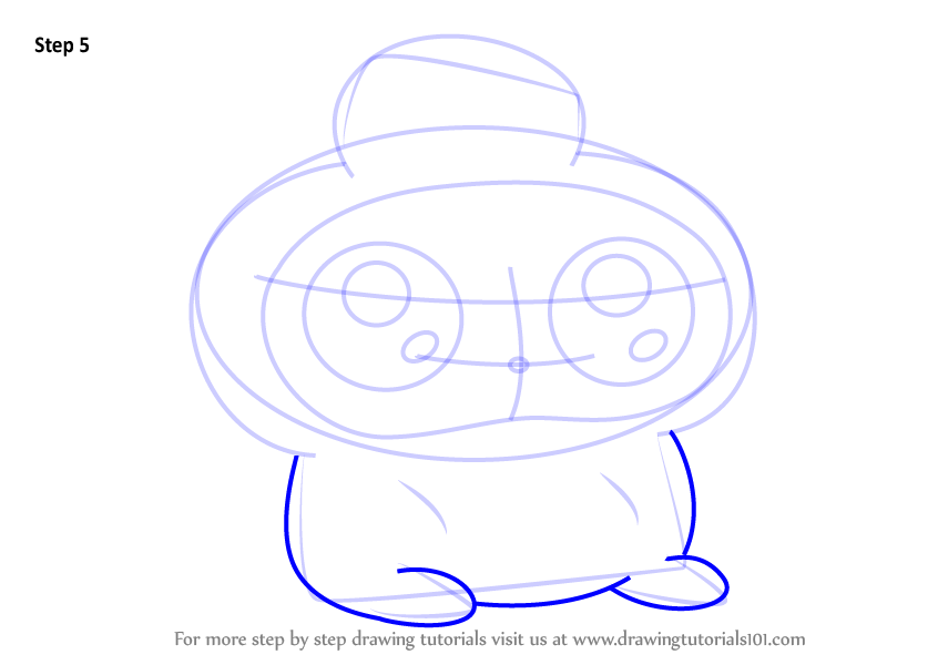 846x600 Learn How To Draw Jelly Kid From Bravest Warriors (Bravest