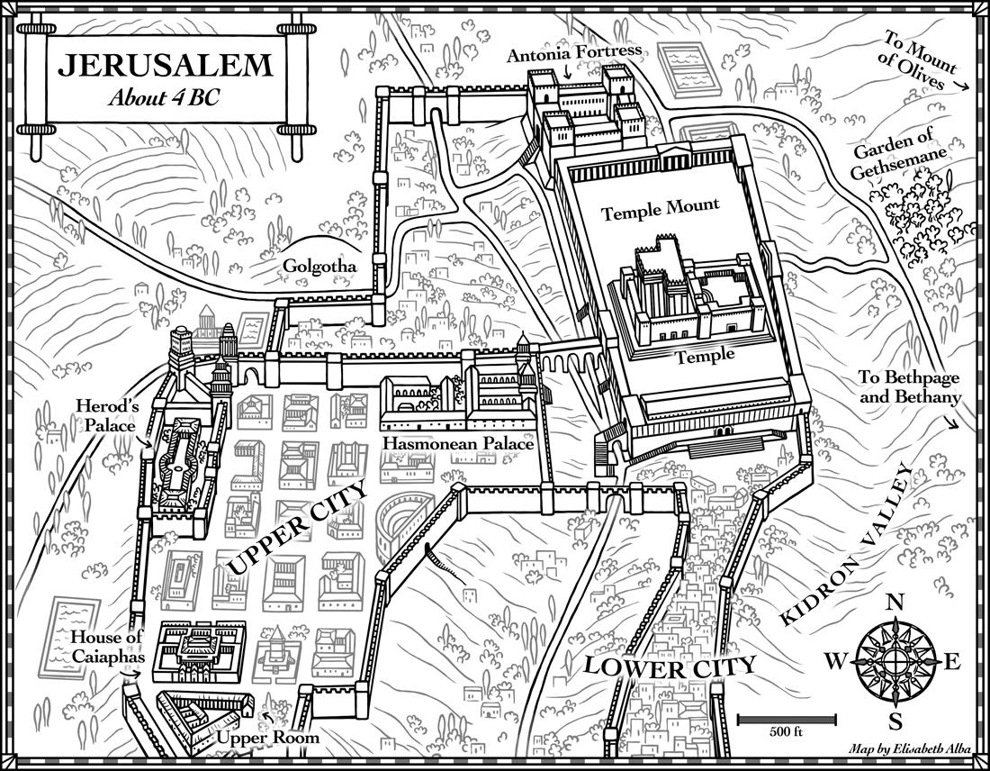 1100x856 Pencil Drawings Pencil Drawings In Old Jerusalem